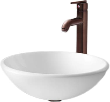 Vigo Industries Vessel Sink Collection VGT202 - Feature View