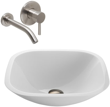 Vigo Industries VGT219 - Brushed Nickel Main View