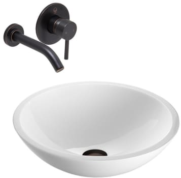 Vigo Industries VGT226 - Antique Rubbed Bronze Side