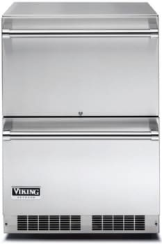 Viking Professional Series VDUO5240DSS - Outdoor Refrigerator Drawers from Viking
