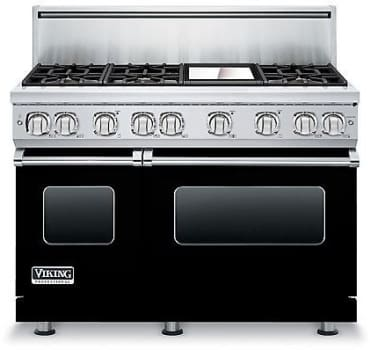 Viking Professional 7 Series VGR7486GBKLP - Black