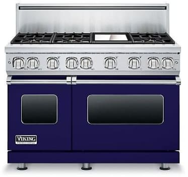 Viking Professional 7 Series VGR7486GCB - Cobalt Blue