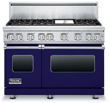 Viking Professional 7 Series VGR7486GCBLP - Cobalt Blue