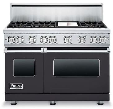Viking Professional 7 Series VGR7486GGG - Graphite Gray