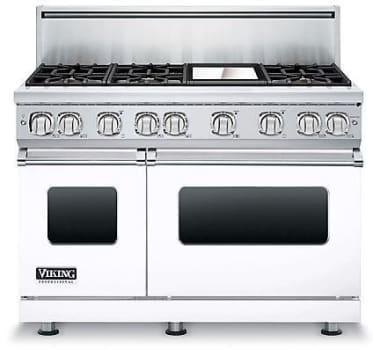 Viking Professional 7 Series VGR7486GWHLP - White