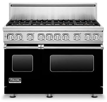 Viking Professional 7 Series VGR7488BBK - Black