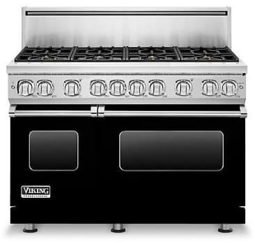 Viking Professional 7 Series VGR7488BBKLP - Black
