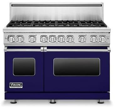 Viking Professional 7 Series VGR7488BCBLP - Cobalt Blue