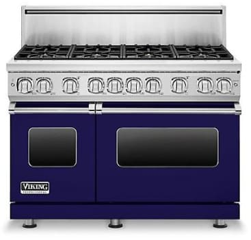 Viking Professional 7 Series VGR7488BCB - Cobalt Blue