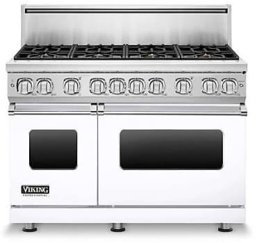 Viking Professional 7 Series VGR7488BWHLP - White