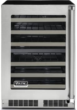 Viking Professional Series VWUI5240GLSS - Left Hinge