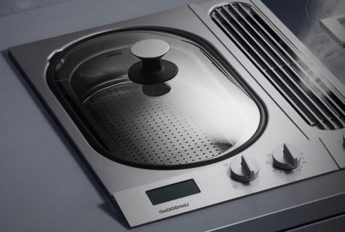 Gaggenau Vario 200 Series VK230714 - 200 Series Vario In-Counter Steamer