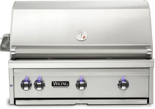 Viking Professional 5 Series VQGI5360LSS - Front View