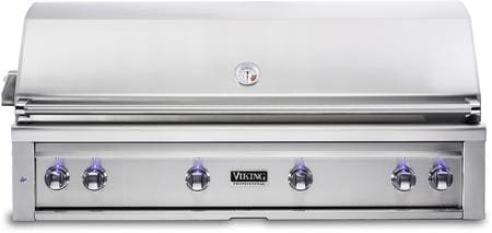 Viking Professional 5 Series VQGI5540NSS - Front View