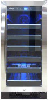 Vinotemp Butler Series VT32SBB - Front View