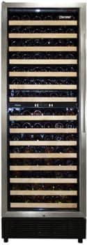 Vinotemp Butler Series VT188MBSH - 160-Bottle Capacity Wine Cellar