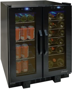 Vinotemp VT36TS - Vinotemp Wine and Beverage Cooler
