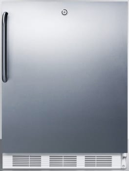 Summit Med Series VT65MLCSS - Stainless Steel Cabinet, Lock