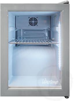 Vinotemp VTSC03 - 24-Can Countertop Beverage Display Cooler