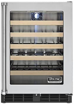 Viking Professional Series VWCI5240GRSS - Right Swing