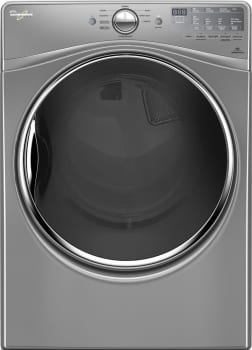 "Whirlpool WGD90HEF - 27"" 7.4 cu. ft. Gas Dryer with Wrinkle Shield Plus with Steam"