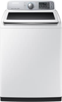 Samsung WA50M7450AW - 5.0 cu. ft. Top Load Washer from Samsung