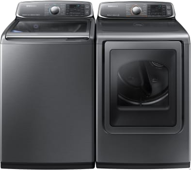 Samsung Sawadrgp3 Side By Washer Dryer Set