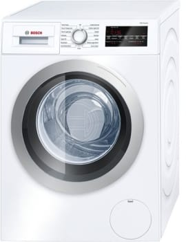 Bosch 500 Series WAT28401UC - 24 Inch 2.2 cu. ft. Front Load Washer with 15 Wash Cycles