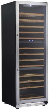Avanti WCF143S3ST - 143 Bottle Triple Zone Wine Chiller