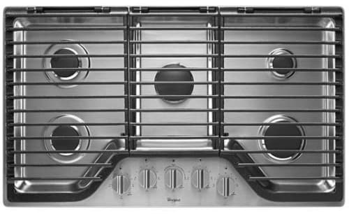 Whirlpool WCG97US6DS - Stainless Steel Front
