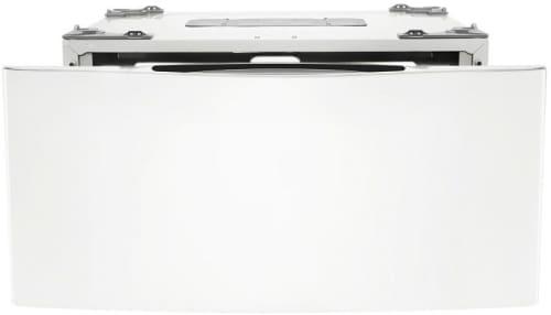 LG WD100CW - Sidekick Pedestal Washer in White