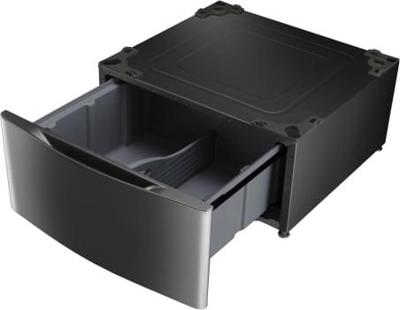 LG WDP4K - Pedestal in Black Stainless Steel