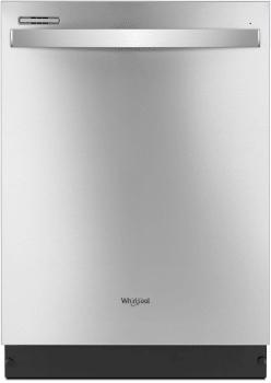 Whirlpool WDT710PAHZ - Fingerprint Resistant Stainless Steel Front