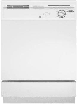 Whirlpool DU811SWP - White