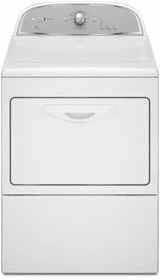 Whirlpool Cabrio WED5500XW - White