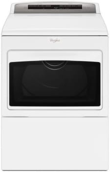 Whirlpool WED7500GW - White