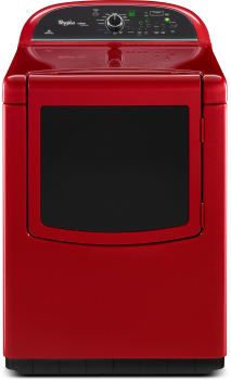 Whirlpool Cabrio WED8500BR - Cranberry Red