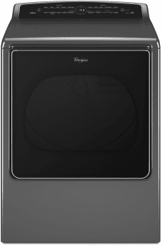 Whirlpool Cabrio WGD8700EC - Front View
