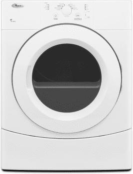 Whirlpool WED9051YW - White