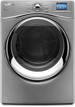 Whirlpool Duet Steam WGD97HEXL - Lunar Silver