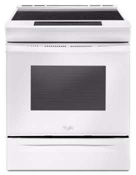 Whirlpool WEE510S0F - White Front View
