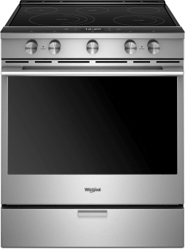 Whirlpool WEEA25H0HZ - Front View