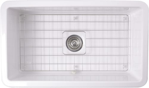 Nantucket Sinks Cape Collection WELLFLEET3218W - Top View