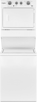 Whirlpool WETLV27HW - Front View