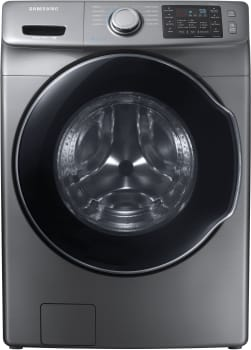 Samsung WF45M5500AP - Front-Load Washer with Steam from Samsung