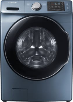 Samsung WF45M5500AZ - Front-Load Washer with Steam from Samsung