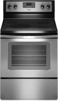 Whirlpool WFE330W0AS - Stainless Steel