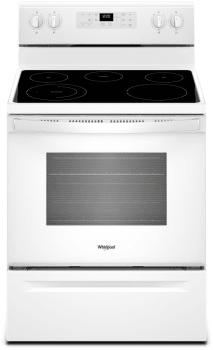 Whirlpool WFE505W0HW - White Front