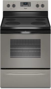 Whirlpool WFE515S0ED - Silver
