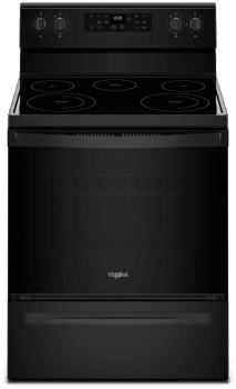 Whirlpool WFE525S0HB - Black Front